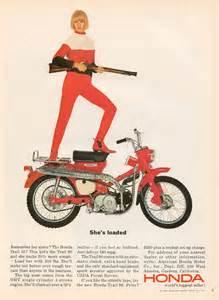 Honda 90 Trail Bike Honda Trail 90 1964 Rollin