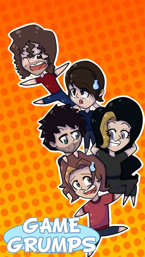 Iphone Wallpaper Game Grumps | game grumps iphone wallpaper by samantha062104 on deviantart