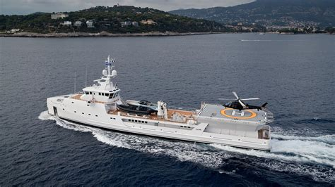 yacht game changer damen yacht support vessel game changer sold boat