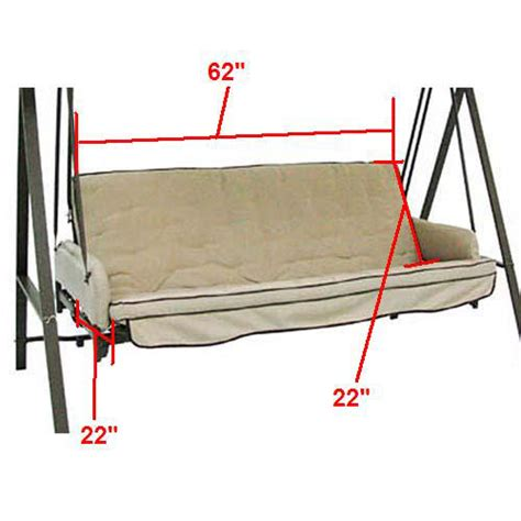 garden swing seat replacement parts patio swing repair parts 28 images costco swing