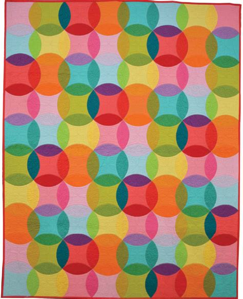 The Rainbow Quilt Pattern free pattern the rainbow quilt by emily herrick