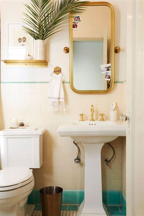 what color to paint a small bathroom to make it look bigger the 9 best small bathroom paint colors mydomaine