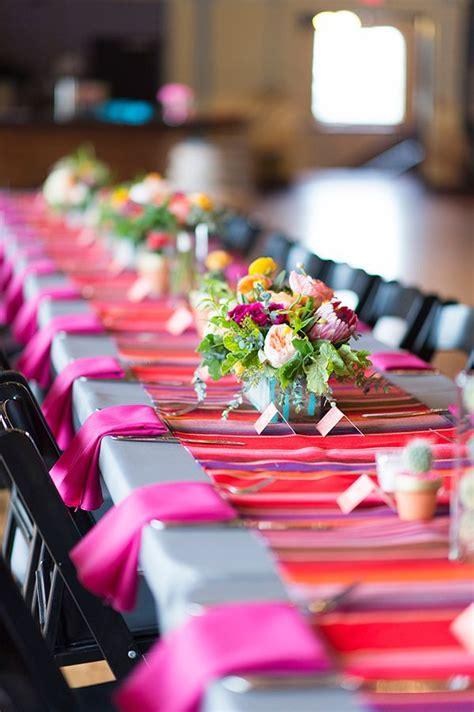 colorful fiesta wedding whimsical wedding ideas