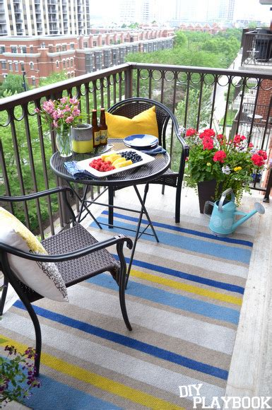 outdoor rugs for balcony how to paint an outdoor rug in three easy steps for your patio space