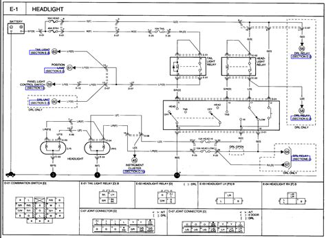 sportage headlight wiring diagram get free image about