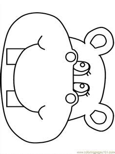 hungry hungry hippos coloring page 1000 images about hippo party on pinterest hippo cake
