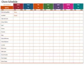 schedule template doc 519657 free weekly schedule template for excel