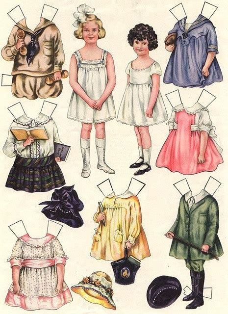 printable victorian paper dolls paper dolls