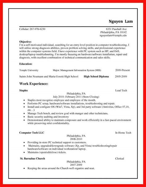 Copy Of Resume Format by Copy Paste Resume Format Apa Exle