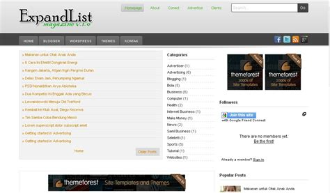 blogger list blogger tutorials tools tips seo