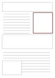 Blank Fact Sheet Template by Fact File Template By Torstout Teaching Resources Tes