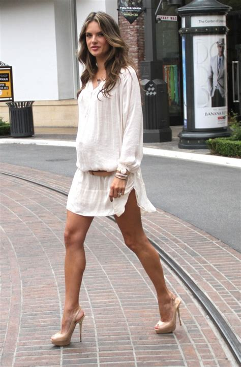 Get Ritchies Maternity Style 1 Not Just For The Mums To Be by Alessandra Ambrosio Is Enjoying Every Minute Of Pregnancy