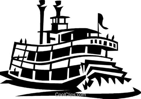 river boat clipart riverboats royalty free vector clip art illustration