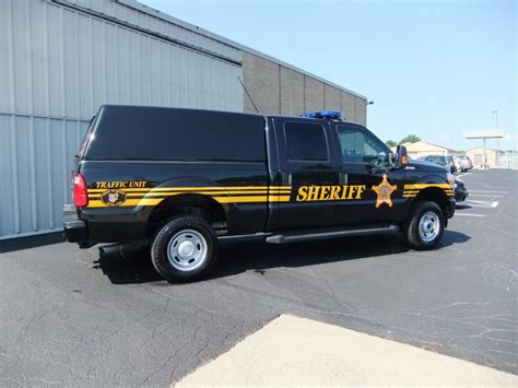 Hamilton County Sheriff S Office Ohio by New Truck Hits Roads To Make Them Safer Wvxu