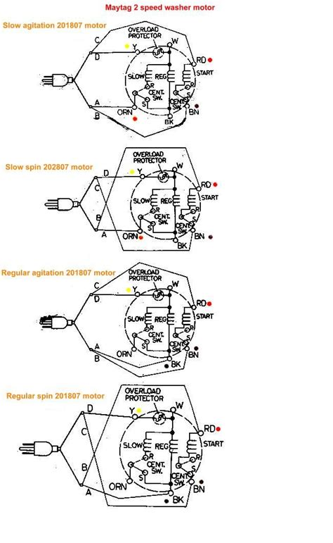 kenmore washer motor wiring diagram wiring diagram with