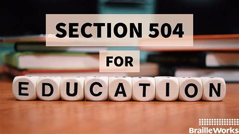 section 504 law everything employers educators need to know about