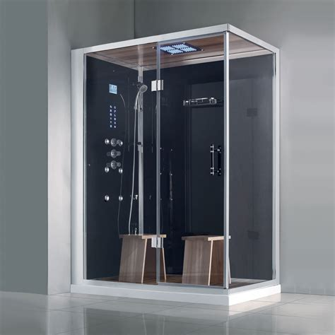 Showering In by Athena Ws141r Steam Shower Steam Shower Kit Steam Cabin