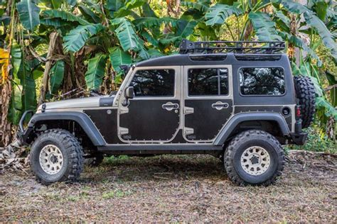 Jeep Wrangler Build Quot Jku50 Overland Quot 2016 Jeep Wrangler Unlimited Sport 4x4