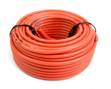 power cable wire colors 4 rolls audiopipe 50 12 awg primary remote