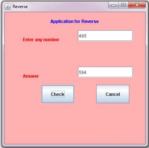 java swing simple exle download free software programs of java swing backupgems