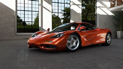 fastest mclaren forza motorsport 5 cars