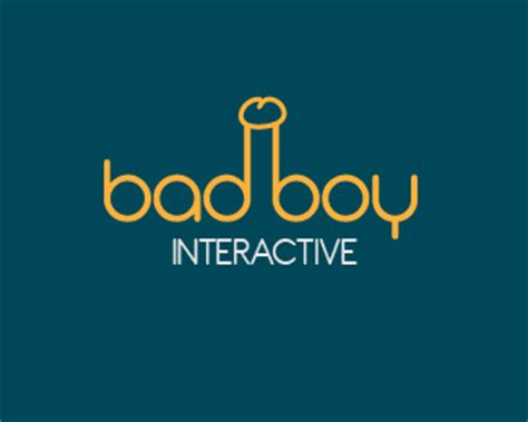 boys bad design bad boy interactive designed by studiogetz brandcrowd