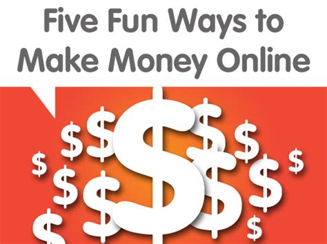 Cool Ways To Make Money Online - five fun ways to make pocket money online sellcell com blog