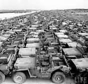 Rubicon4wheeler Okinawas WW2 Jeep Graveyard