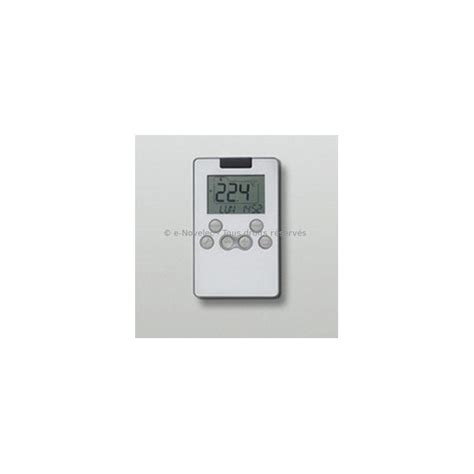 Seche Serviette Programmable 425 by Ired Thermostat Programmable Infrarouge