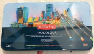 Derwent Colorsoft Coloured Pencil 36 Warna derwent procolour colored pencil