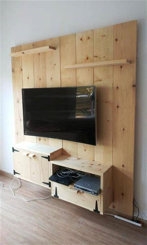 tv wall panel diy wood wall paneling www pixshark com images