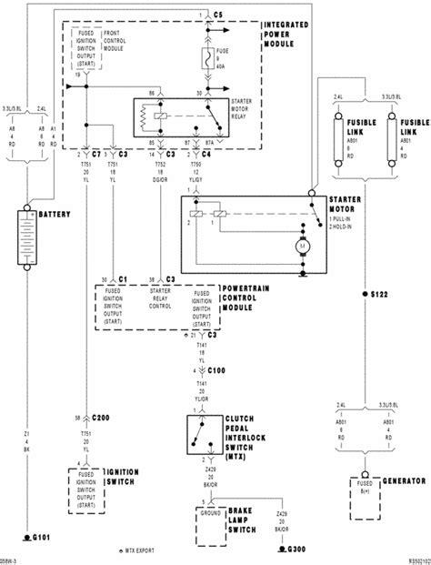2014 chrysler town and country wiring diagram pdf chrysler
