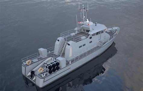 metal shark coastal patrol boats metal shark wins 54 million us navy contract to build