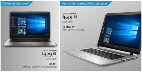 black friday computer desk hp black friday ad leaks with laptop desktop pc deals