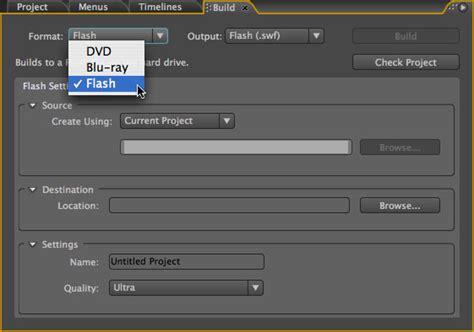 export adobe premiere to encore adobe premiere pro cs3 beta
