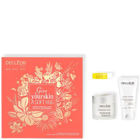 a gift that is soft decl 201 or give your skin a soft hug soothing gift set worth 163 73 00 free shipping lookfantastic
