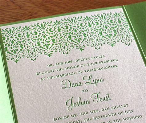 same day wedding invitations same wedding invitations letterpress wedding