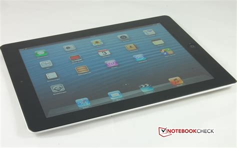 Tablet Apple 4 review apple 4 tablet notebookcheck net reviews