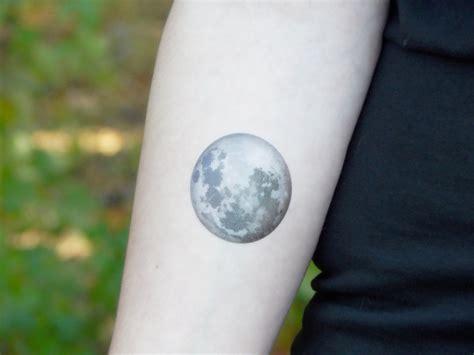 black and grey moon tattoo 90 wonderful moon tattoos