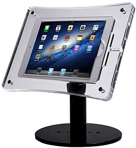 acrylic ipad stand acrylic ipad stand included allen wrench to manipulate