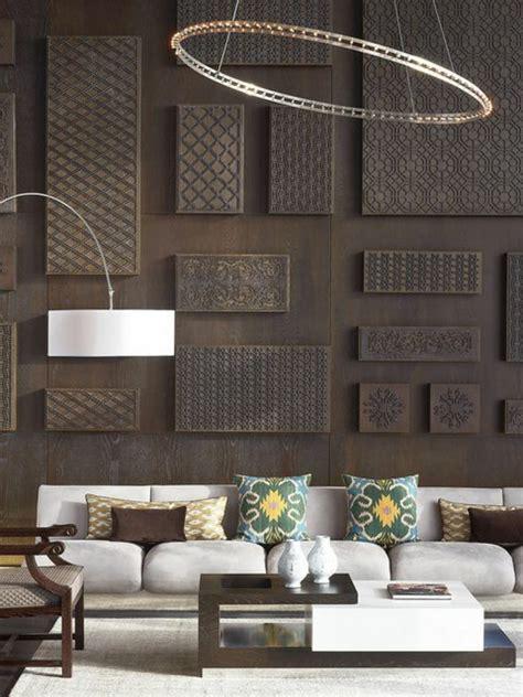 Wohnzimmer Wandgestaltung Beispiele by Vorschlaege Wandgestaltung Wohnzimmer Mit Stein