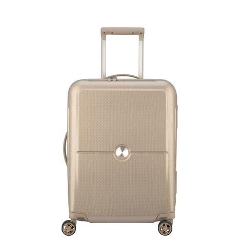 delsey cabin trolley delsey turenne slim cabin trolley 4 wheel 55 beige