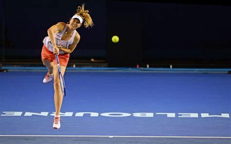 Australian Open Tickets 2016 Tennis Chionship Tour | maria sharapova practice session ahead of 2016 australian