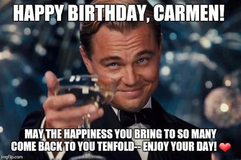 Memes Carmen - carmen meme 28 images leonardo dicaprio cheers meme