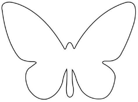 template of butterfly to print free printable butterfly template collage scrapbooking tutorials patterns ideas