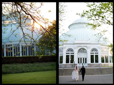 Ny Botanical Garden Wedding New York Botanical Garden Wedding Daniel Krieger Photography