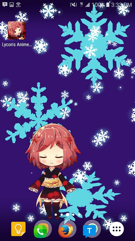 live anime wallpaper apps android market lycoris anime live wallpaper android apps on google play
