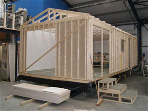 tuinhuis bouwpakket module eigen bouw van chalet of stacaravan
