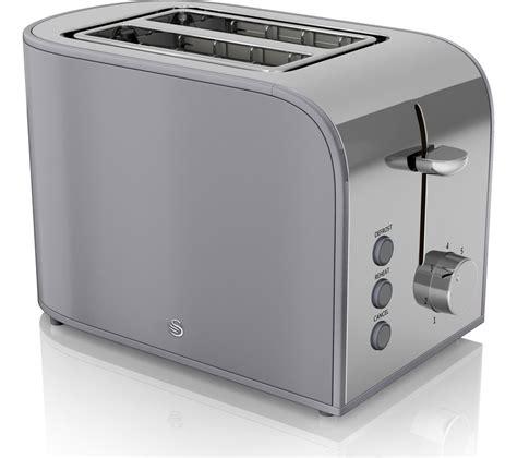 Swan Toaster Buy Swan Retro St17020grn 2 Slice Toaster Grey Free