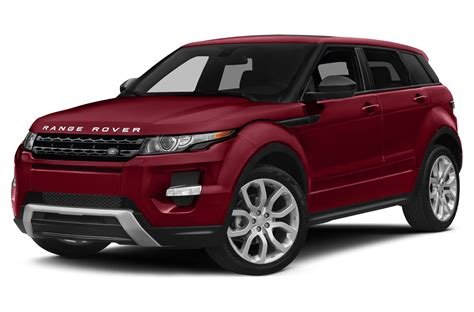 2015 Land Rover Range Rover Evoque Price Photos